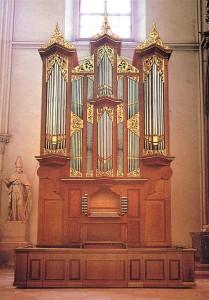 Reil-Orgel, Augustinerkirche | © Augustiner Wien