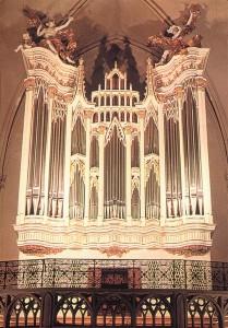 Rieger-Orgel, Augustinerkirche | © Augustiner Wien