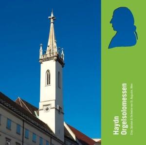 CD Haydn: Orgelsolomessen | © Augustiner Wien