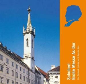 CD Schubert: Große Messe As-Dur | © Augustiner Wien