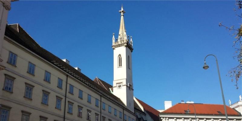 Augustinerkirche Wien | © P. Matthias OSA