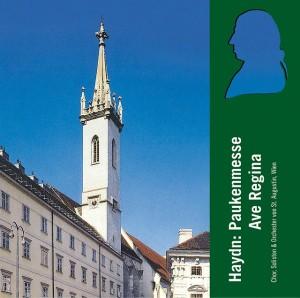 CD Haydn: Paukenmesse, Ave Regina | © Augustiner Wien