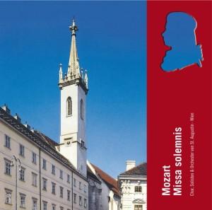 CD Mozart: Missa solemnis u.a.