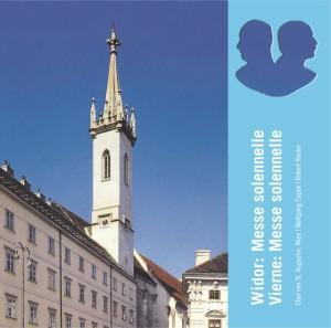 CD Widor/Vierne: Messe solennelle | © Augustiner Wien
