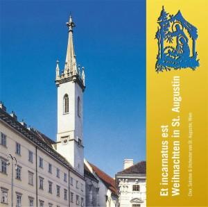 CD Weihnachten in St. Augustin | © Augustiner Wien