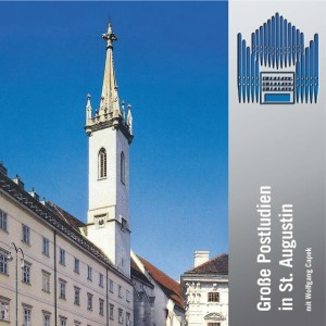 CD Große Postludien | © Augustiner Wien