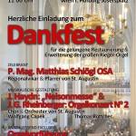 2019-11-24 Dankfeier Orgel-2b